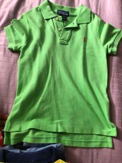 Authentic Ralph Lauren polo boys