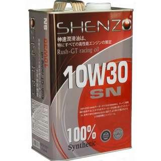 Shenzo Racing Oil 10W30