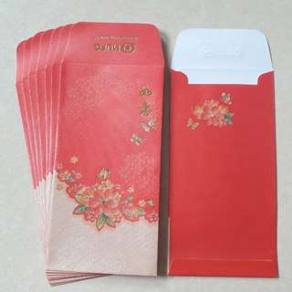 MUFG red packets