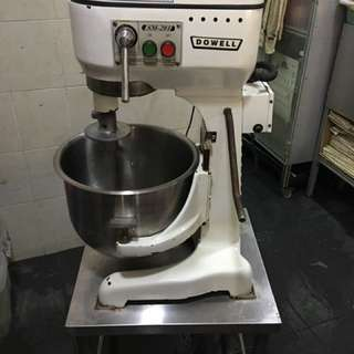 Commercial Mixers with stainless Steel Stand