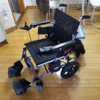 鋰電池 電動輪椅 15kg