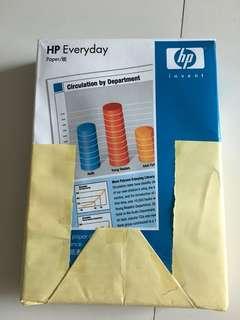 HP A4紙