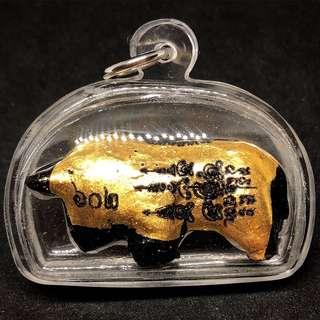 ✅ Thai Amulet - Wua Tanu - Lp Bua - Maha Amnard - BE2555 - Thai Amulets