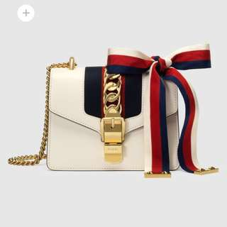 Gucci sylvie Handbags 斜咩袋 crossbody