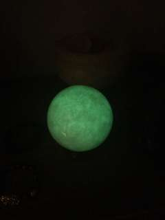 Fungshui crystal ball 10cm