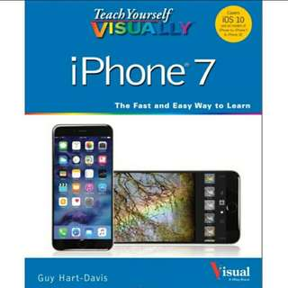 eBook Teach Yourself VISUALLY™ iPhone® 7