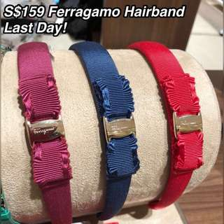 Ferragamo hairband