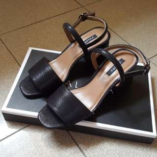 Ladies Chunky Block Heels