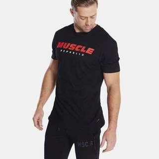 Muscle Republic Tee