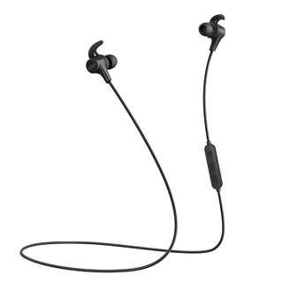AUKEY Latitude Wireless Headphones 3 EQ Sound Modes, Magnetic Bluetooth Earphones with Sweat-Resistant Design and aptX