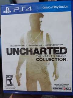 Uncharted The Nathan Drake Collection / NDC - 800