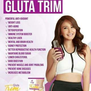Authentic Gluta Trim #COD #FREE SHIPPING
