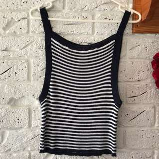 All About Eve - striped top