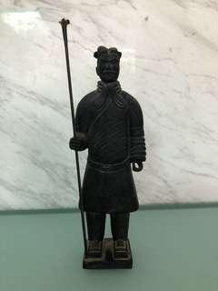 Terra Cotta Figurine