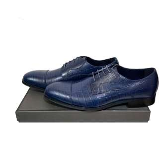 Crocodile Leather Shoes PM-281 PEDRO SHOES