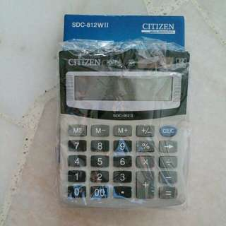 Citizen Calculator 12 digit (SDC-812WII)