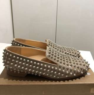 Christian Louboutin Rolling Spikes Flat