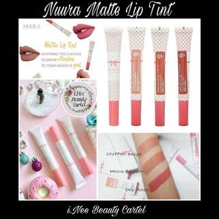 🎀 AUTHENTIC NUURA LIPMATTE 🎀