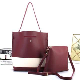 Tas 2in1 sets New Good Quality