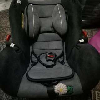 Car Seat Fabulous Mom