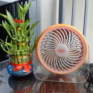 EUROPace Table Fan / Fan Jet