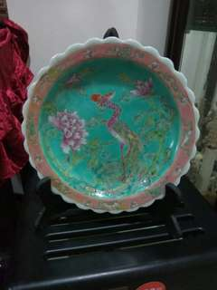 Very old Nona plate cheap sales