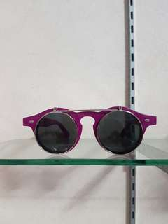 Retro cute sunglasses