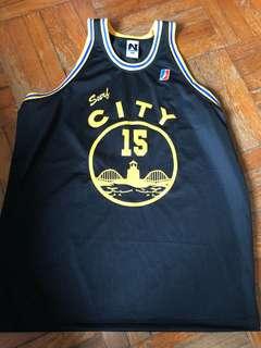 Santa Cruz Warriors Jersey