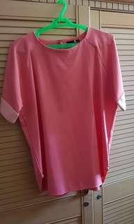 MEMO Pink/Peach Top