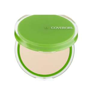 <FREE DELIVERY> Covergirl USA Sensitive Skin Clean Acne Heal Flawless Finish Compact Powder in Shade 225 Buff Beige