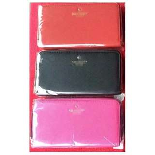 [INSTOCKS] Ladies Fashion Long Wallet