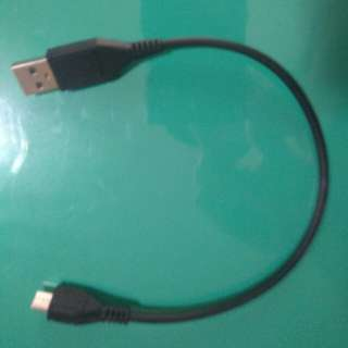Micro usb cable 28cm long 1.46A