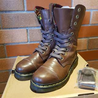Dr. Martens Aimilita Dark Brown
