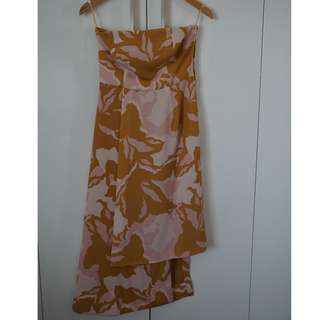 Keepsake Reality Dress Camouflage Floral - S