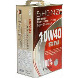 Shenzo Racing Oil 10W40