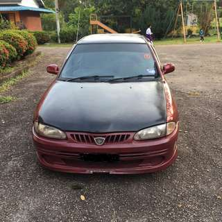 proton wira 1.5GLi 1999 for sale