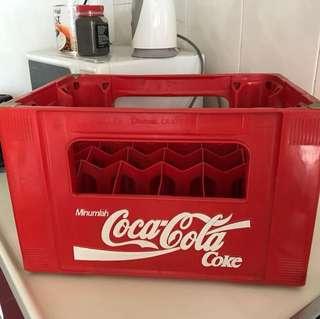 Coke crate