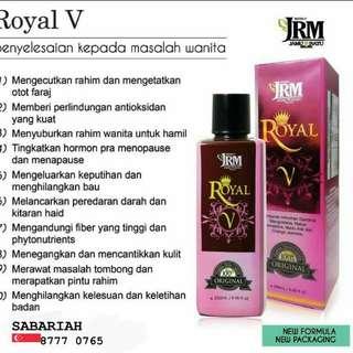 Royal V - JRM