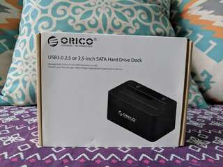 ORICO 6619US3 (SuperSpeed USB3.0 SATA Hard Drive Docking Station)