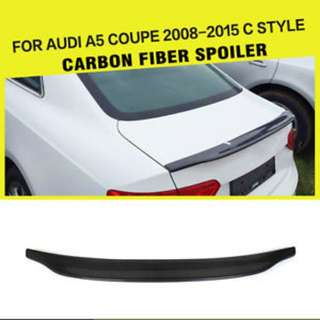 Audi A5 2door and 4door Real Carbon