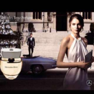 90ml EDP MERCEDES BENZ3