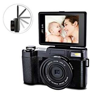Looking for andoer vlog camera.