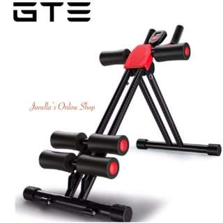 GTE Indoor ABS Workout Fitness Exercise Equipment