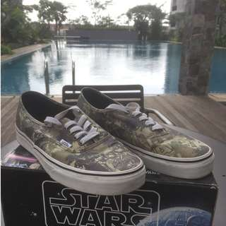Vans Authentic Star Wars Limited Edition (Original)