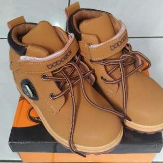 Sepatu boots anak laki laki inport -sepatu anak laki laki inport