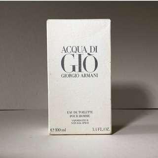 [Brand New] Acqua Di Gio Giorgio Armani (100mL) Original