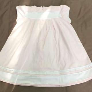Baby Dior Pink Dress (Size: 24M) Perfect Condition As New