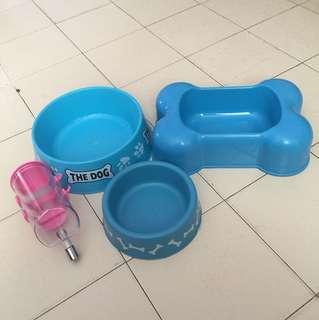 Dogs feeding accessories