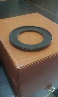 52mm - 77mm Step-up filter ring