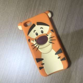 Tiger case for iphone 5/5s